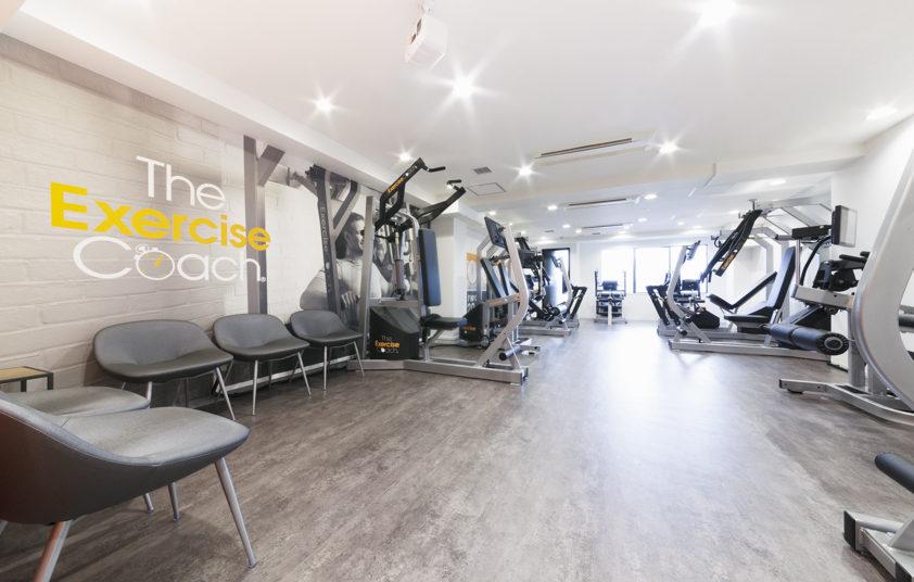 Exercise coach 新宿東口店の画像