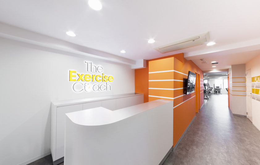 excercise coachの画像