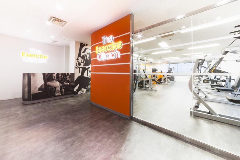 The Exercise Coach 梅田店の画像