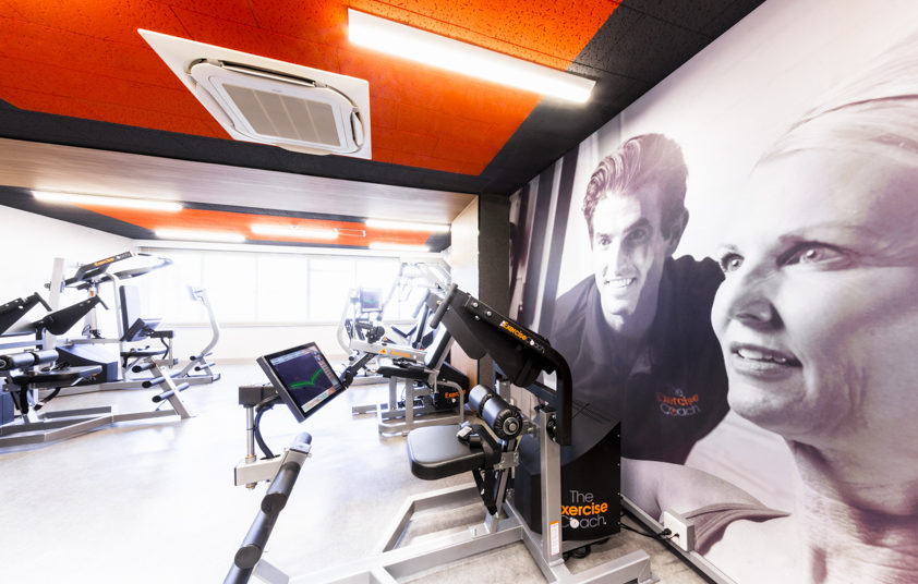 Exercise coach 北千住店の画像