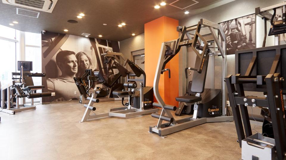 Exercise coach 自由が丘店の画像