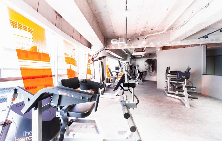 Exercise coach 柏店の画像