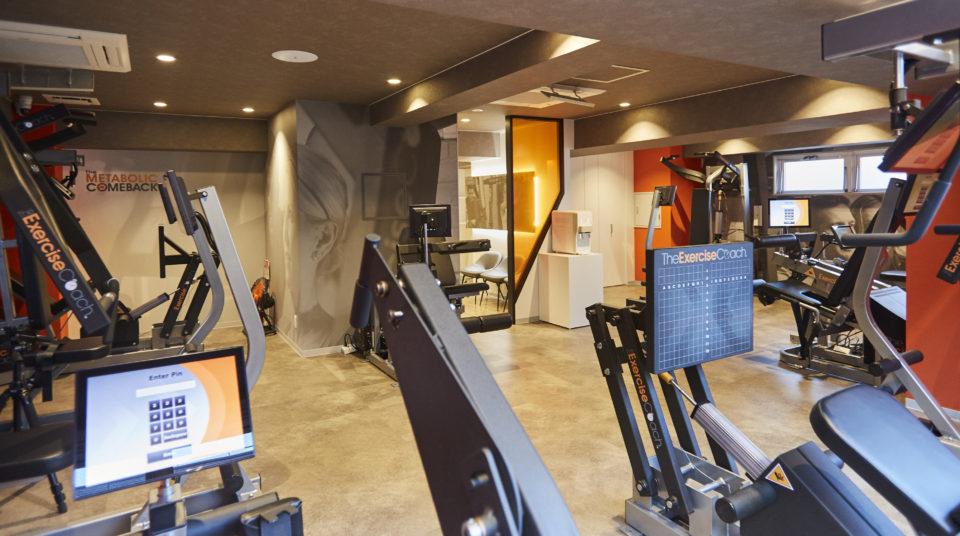 Exercise coach 新宿西口店の画像