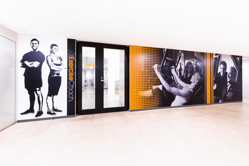 エクササイズコーチ 八重洲店の画像