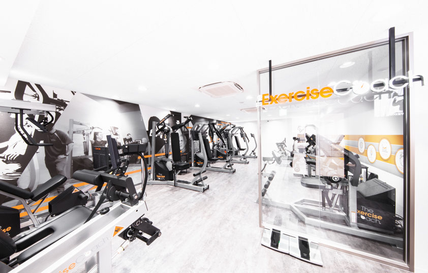 Exercise coach 八重洲店の画像