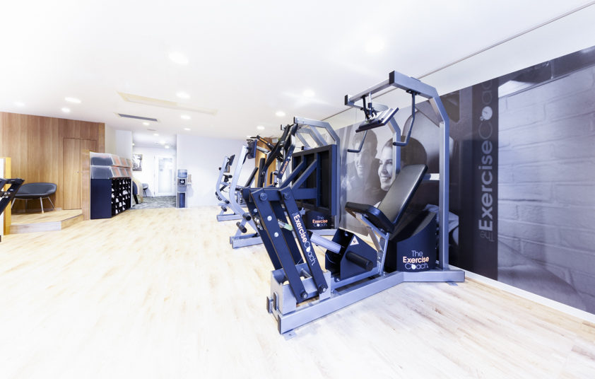 exercise coach 広島店の画像
