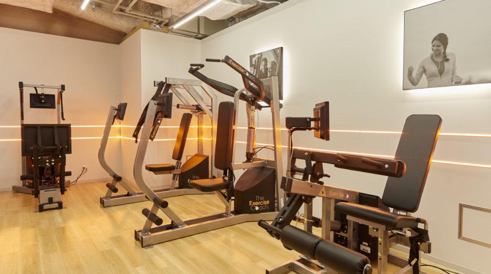 exercise coach リンクス梅田店の画像