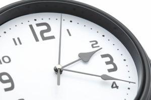 パーソナルトレーニングは1回あたり何時間で鍛えられる?