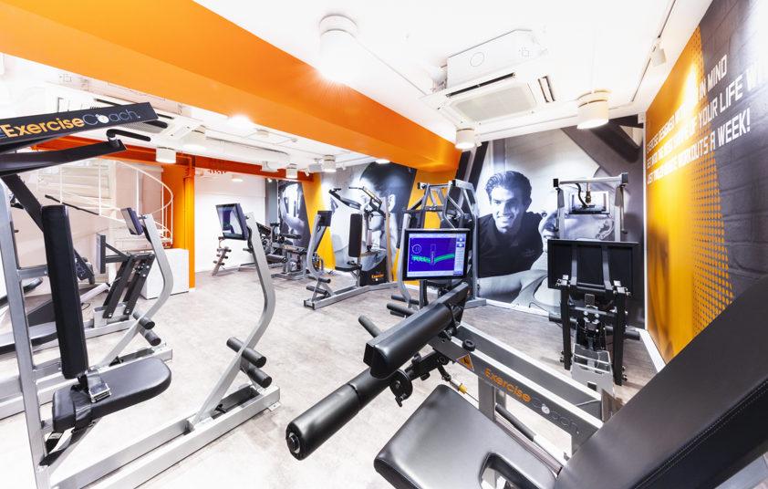 exercise coach 品川店の画像